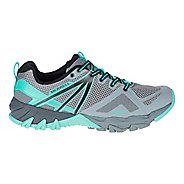 Womens Merrell MQM Flex Hiking Shoe - Monument 6