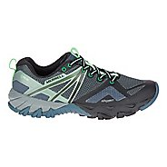Womens Merrell MQM Flex GORE-TEX Hiking Shoe - Grey/Black 8