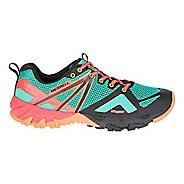 Womens Merrell MQM Flex GORE-TEX Hiking Shoe - Fruit Punch 6.5