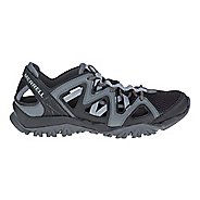 Womens Merrell Tetrex Crest Wrap Hiking Shoe - Black 6