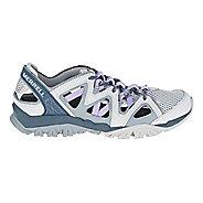 Womens Merrell Tetrex Crest Wrap Hiking Shoe - Vapor 10