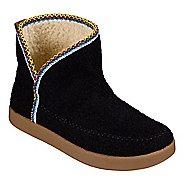 Womens Sanuk Nice Bootah Casual Shoe - Black 7