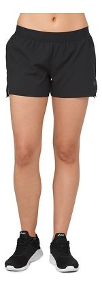 Womens ASICS 3.5-inch Woven Lined Shorts