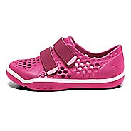 Kids Plae Mimo Casual Shoe - Fuchsia/Purple 13C