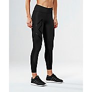 Womens 2XU MCS Mid-Rise Compression Tights