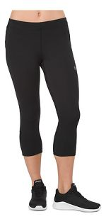 Womens ASICS Capri Compression Tights