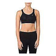 Womens ASICS Cooling Sports Bras - Balance Black XL
