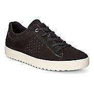 Womens Ecco Fara Tie Casual Shoe - Black 36