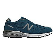 Mens New Balance 990v4 Running Shoe - North Sea 8