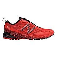 Womens New Balance Summit Unknown Trail Running Shoe - Coral/Black 8.5