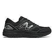 Mens New Balance 1340v3 Running Shoe - Black/Grey 13