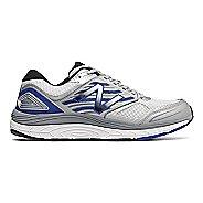 Mens New Balance 1340v3 Running Shoe - White/Blue 9