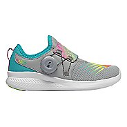Kids New Balance FuelCore Reveal Running Shoe - Silver Rainbow 7Y