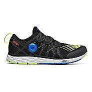 Mens New Balance 1500v4 - BOA Running Shoe - Black/Coral/Blue 9.5