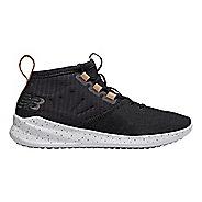 Mens New Balance Cypher Run Knit Running Shoe - Black/Veg 10.5