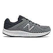 Mens New Balance 420v4 Running Shoe - Gunmetal/Silver 11.5