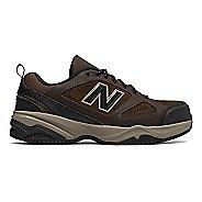 Mens New Balance 627v2 Walking Shoe - Brown/Black 16