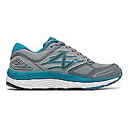 Womens New Balance 1340v3 Running Shoe - Grey/Pisces 11