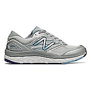 Womens New Balance 1340v3 Running Shoe - White/Clear Sky 8.5