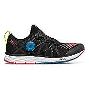 Womens New Balance 1500v4 - BOA Running Shoe - Black/Yellow/Blue 5