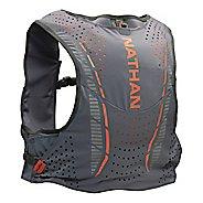 Mens Nathan VaporKrar-4L Race Vest Hydration - Steel Grey S