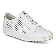 Womens Ecco Golf Casual Hybrid 2 Perf Cleated Shoe