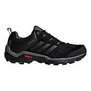 Mens adidas Caprock GTX Hiking Shoe - Granite/Black 8.5