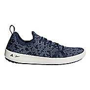 Mens adidas Terrex CC Boat Parley Casual Shoe - Blue/Grey/White 8.5