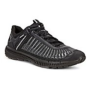 Womens Ecco Intrinsic TR Run Casual Shoe - Black/Black 41