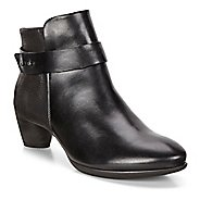 Womens Ecco Sculptured 45 Buckle Boot Casual Shoe