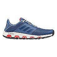 Mens adidas Terrex CC Voyager Trail Running Shoe - Royal/Red 10.5