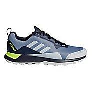 Mens adidas Terrex CMTK Trail Running Shoe - Steel/Grey/Orange 10