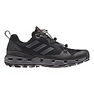 Mens adidas Terrex Fast GTX - Surround Hiking Shoe - Black/Grey/Red 11.5