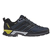 Mens adidas Terrex Scope GTX Hiking Shoe - Blue/Black/Yellow 11