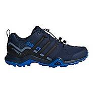 Mens adidas Terrex Swift R2 Hiking Shoe - Navy/Black 7.5