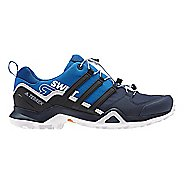 Mens adidas Terrex Swift R2 Hiking Shoe - Blue/Black/Grey 10