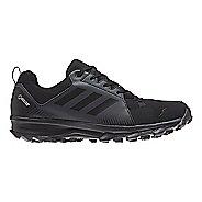 Mens adidas Terrex Tracerocker GTX Trail Running Shoe - Black/Carbon 12