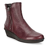 Womens Ecco Skyler Wedge Boot Casual Shoe