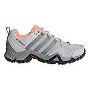 Womens adidas Terrex AX2R Hiking Shoe - Grey/Coral 9.5