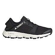 Womens adidas Terrex CC Voyager Sleek Trail Running Shoe - Black/White 9.5