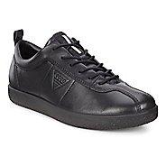 Womens Ecco Soft 1 Sneaker Casual Shoe - Black 9.5