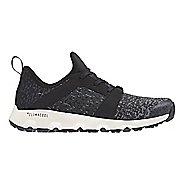 Womens adidas Terrex CC Voyager Sleek Parley Trail Running Shoe - Black/Grey/White 8