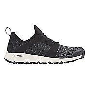 Womens adidas Terrex CC Voyager Sleek Parley Trail Running Shoe - Black/Grey/White 9