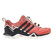 Womens adidas Terrex Swift R2 GTX Hiking Shoe - Scarlet/White 8.5