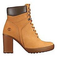 Womens Timberland Camdale Field Boot Casual Shoe - Wheat Nubuck 9.5