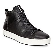 Womens Ecco Soft 8 High Top Casual Shoe