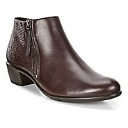 Womens Ecco Touch 35 Bootie Casual Shoe