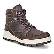 Womens Ecco Track 25 High Casual Shoe - Cocoa Brown 38