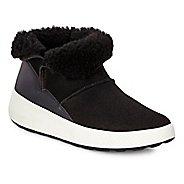 Womens Ecco Ukiuk Low Casual Shoe - Black/Black 9.5