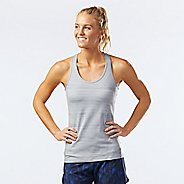 Womens R-Gear Revive Metallic Racerback Sleeveless & Tank Technical Tops - Chrome XS